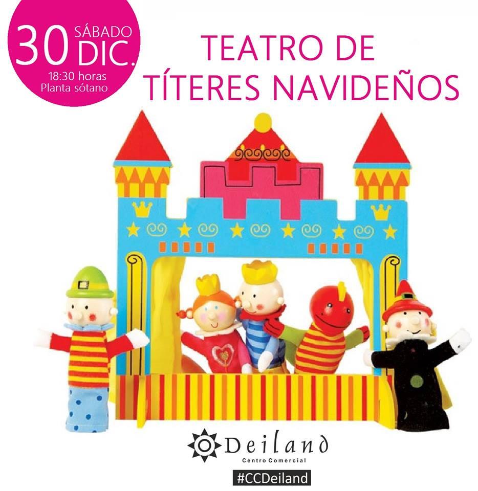 Teatro De Titeres Navidenos Deiland Holalanzarotecom - Centro-navideos